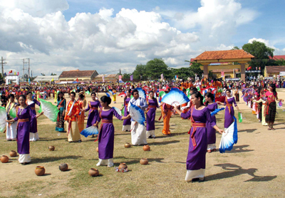Cultural Identity from Region to Region
