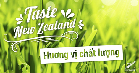 Taste New Zealand launches quality products on Lazada Vietnam