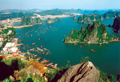 Vietnamese, Chinese Cities Cooperate in Sea Route Promotion