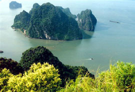 Vietnam Bay Named among World's Most Surreal Landscapes