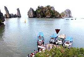 """""""Vietnam Tourism Prize 2008"""": An Honour for Leading Enterprises"""