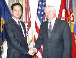 U.S. Deputy Secretary: Vietnam, U.S. Enter New Chapter of Relationship