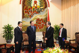 Vietnamese Business Community Ready for Sustainable Development Journey