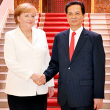 Vietnam, Germany Issue Joint Statement