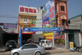 Hoa Ba Trading Company- Effective Professional Trader Model