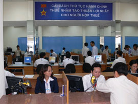 Vietnam Businesses Favour Online Tax Declaration