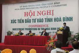 Hoa Binh Expects to Lure New Investors