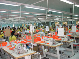 Garment & Textile Exports Record US$11.7 Billion