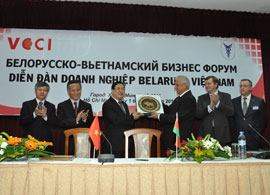 Belarus- Gateway for Vietnamese Goods to Enter Western Europe