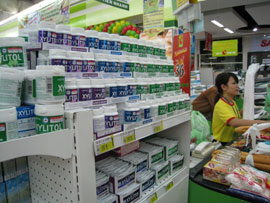 Vietnam Retailers: Facing Hard Competition with Foreigners