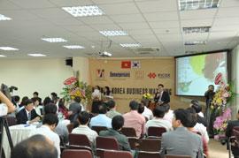 Vietnam – South Korea Business Exchange