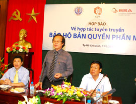 Vietnam PC Software Piracy Rate Falls Two Points to 83 Pct