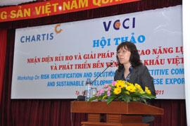 Preventing Risks for Vietnam's Exporters