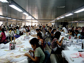 Textile & Garment Industry: Imbalanced Planning