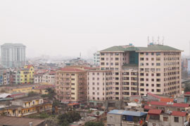 Hanoi Property Market to Be Volatile in the Long Term