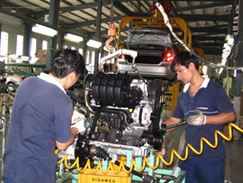 Vietnam Supporting Industry: Challenges and Opportunities