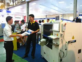 Over 700 Global Metalworking and Electronics Brands from 25 Countries Showcased
