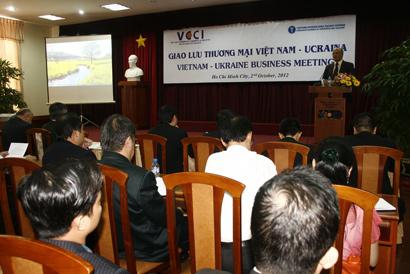 Vietnam, Ukraine Establishing Alliance on Economic Front