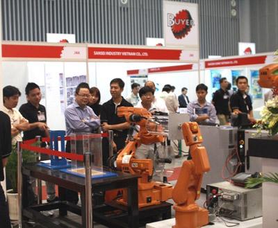 METALEX & NEPCON Vietnam 2012: Great Satisfactions from Industrialists, 30% Increase of Visitors