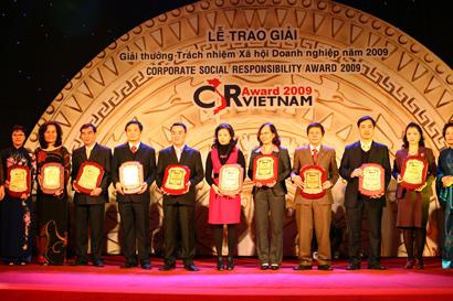 CSR Award 2012: For Sustainable Development of Enterprises