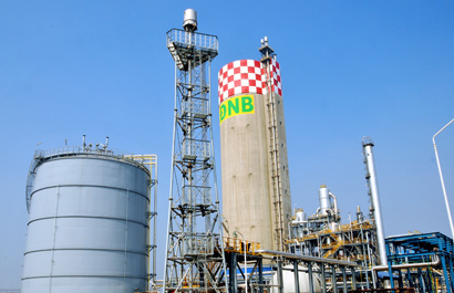 Ninh Binh Nitrogenous Fertiliser Plant: Milestone of Fertiliser Industry