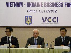 Vietnam – Ukraine Fostering Cooperation
