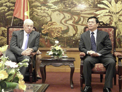 Vietnam – Ukraine Businesses: Many Strengths Complementary to Each Other