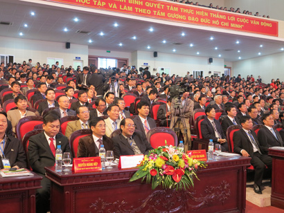 Ninh Binh Calls for Investment Cooperation