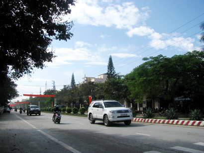 Dien Bien Phu Aiming to Become Secondary City by 2015