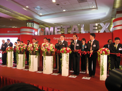Metalex 2011: Manufacturing Platform for Fast Track to Normal Production