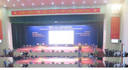 Ninh Binh Attracts More than VND9 Trillion at Investment Promotion Conference