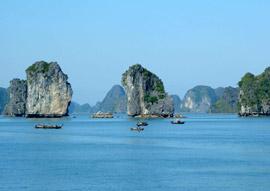 Vietnam Tourism in 2012: Remark of Ha Long