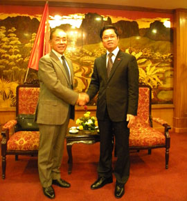 Vietnam, Japan Boost Business Cooperation