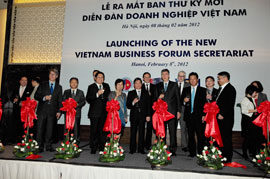 Vietnam Business Forum: Powering Greater Role of Vietnam's Private Sector