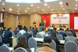 New Cooperation Fields Open to Vietnamese, Sri Lankan Businesses
