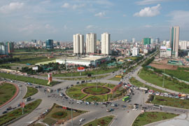 Global Property Consultancy Optimistic about Vietnam Real Estate in 2012