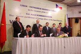 Czech Republic- High Potential Market of Vietnam