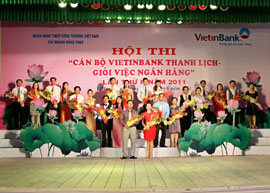Vietinbank Dong Thap: For the Prosperity of Customers