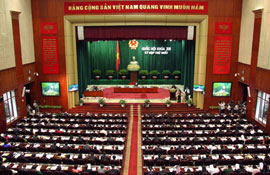 Five More Laws Passed by National Assembly