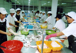 Indonesia Wants Vietnam to Invest in Seafood Processing