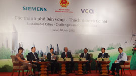 Opportunities for Vietnam to Develop Sustainable Cities