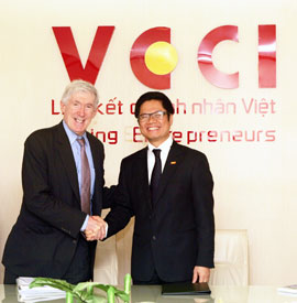 Role of Entrepreneurship in US – Vietnam Trade Relationship Highlighted