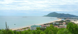 Boosting Ha Tinh Tourism Development