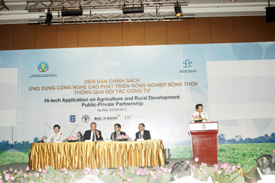 Elevating Value of Vietnam Agricultural Products