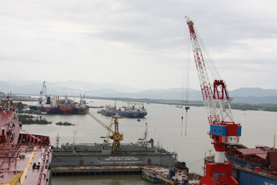 Chance to Update Regulations on Shipping & Shipbuilding