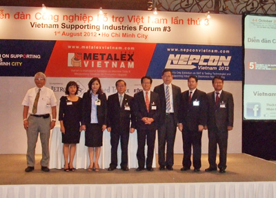 More Development Opportunities for Vietnam Supporting Industry