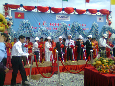 Tien Giang Striving for Investment Attraction