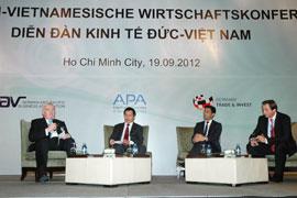Vietnam – Germany Improving Strategic Partnership