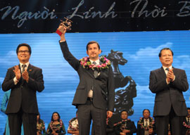 Honouring 100 Exemplary Entrepreneurs with Thanh Giong Cup