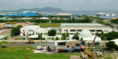 Focusing on Environmental Protection in Industrial Zones